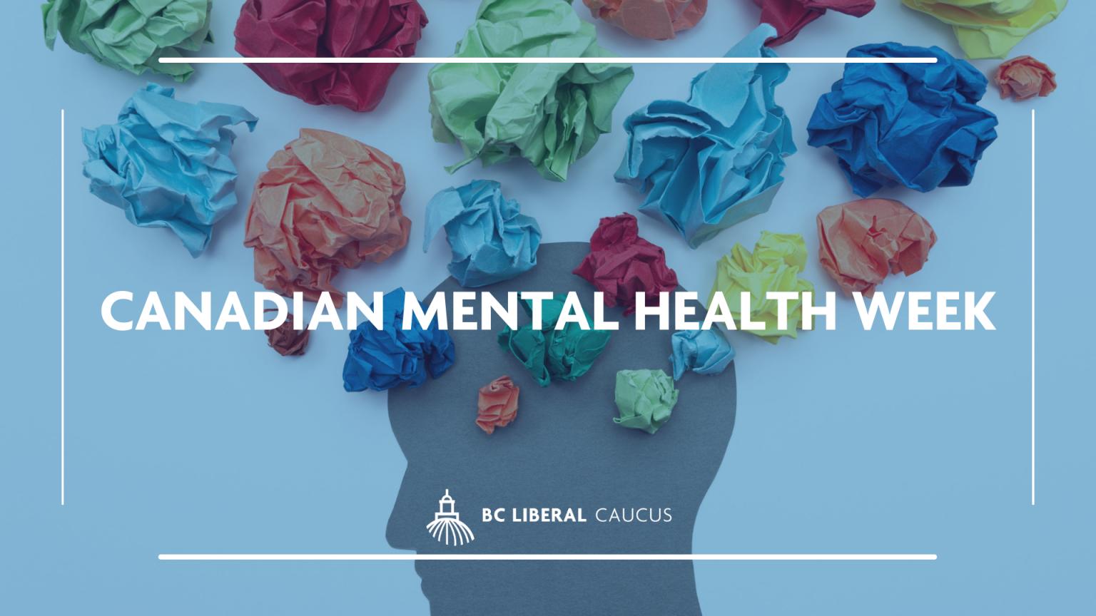 Statement from MLA Trevor Halford on Canadian Mental Health Week
